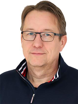 Koulutuspäällikkö Markku Toratti