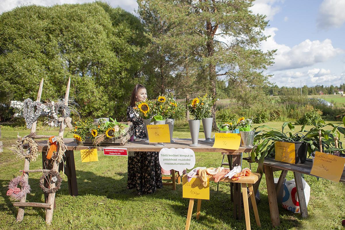 Puutarha-alan perustutkinto, puutarhuri